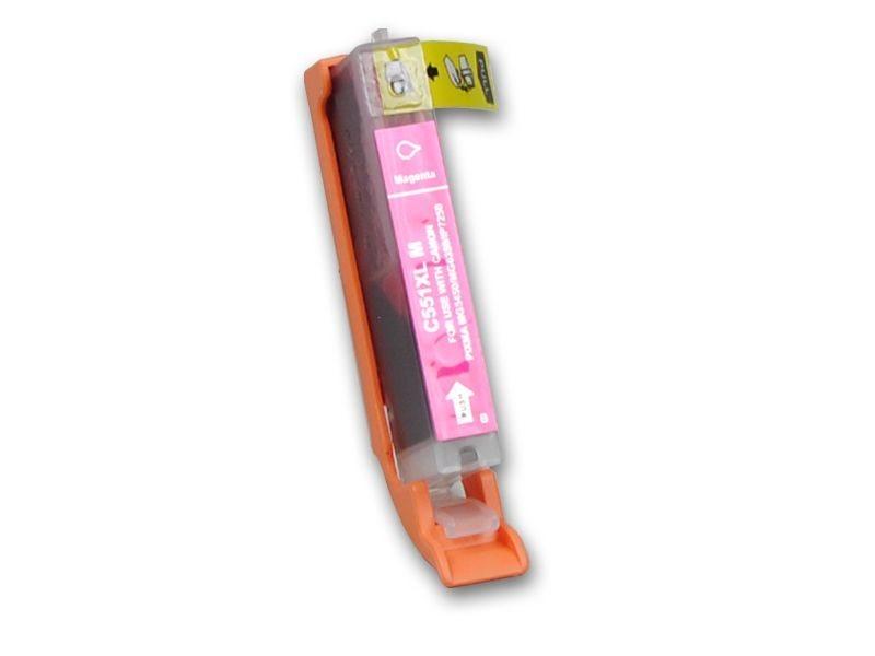 Tinte magenta kompatibel zu Canon CLI-551M