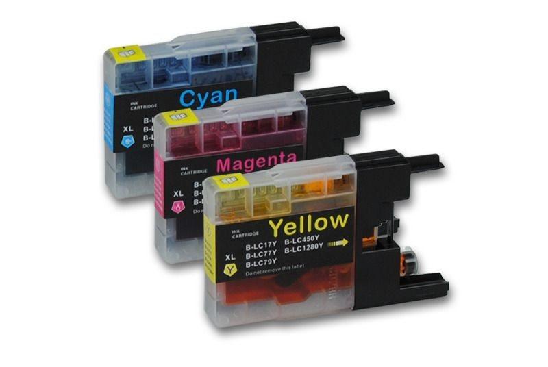 Tinte Valuepack XL CMY - PC-LC1280XLCMY