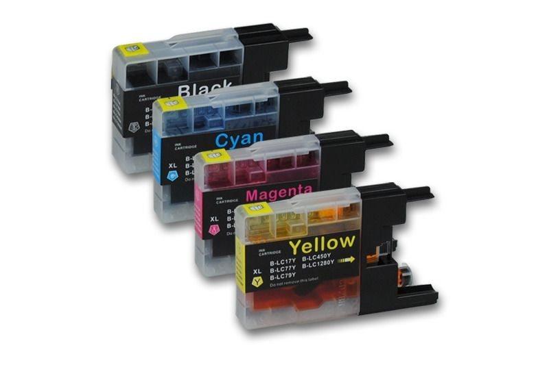Tinte Valuepack XL CMYBK - PC-LC1280XLPACK