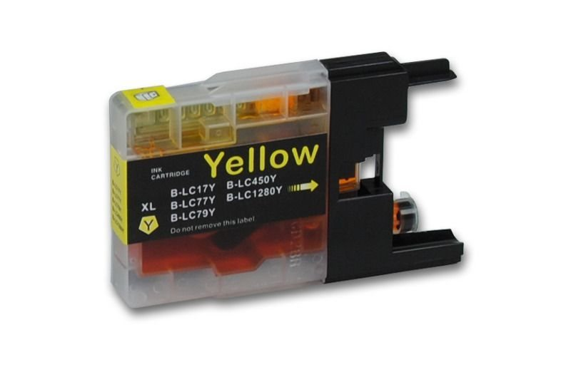 Tinte XL gelb - PC-LC1280XLY