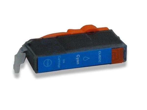 Tintenpatrone kompatibel zu Canon CLI-521C