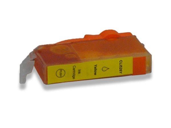 Tintenpatrone kompatibel zu Canon CLI-526Y