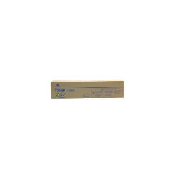 Toner für Konica Minolta bizhub C250/252 , gelb