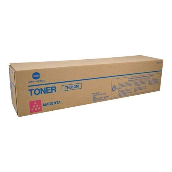 Toner für Konica Minolta bizhub C300, mag. 8938707