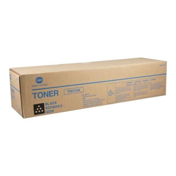 Toner für Konica Minolta bizhub C300 schwa 8938705