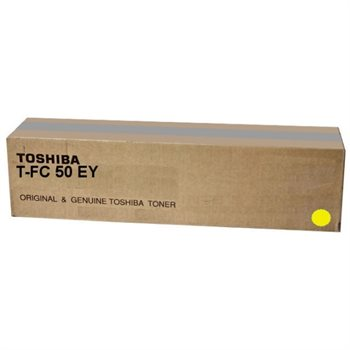 Toshiba Original - Toner gelb -  6AJ00000111