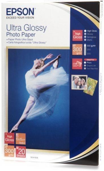 Ultra Glossy Photo Paper - C13S041926
