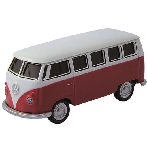 "USB-Stick ""VW-Bus"", rot/weiß Speicherstick: 16GB"