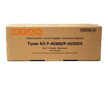 UTAX Original - Toner schwarz -  4434010010