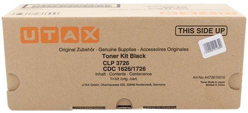 UTAX Original - Toner schwarz -  4472610010