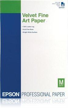 Velvet Fine Art Paper - C13S041637