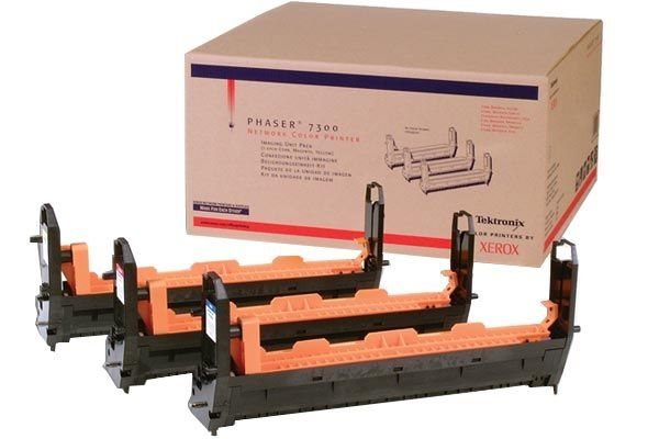 Xerox Bildtrommel-Rainbow-Paket (CMY) Phaser 7300