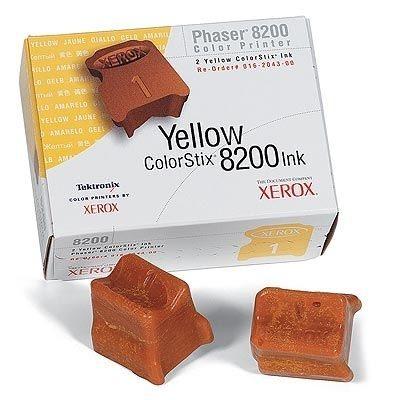 Xerox ColorStix für Phaser 8200,  Gelb