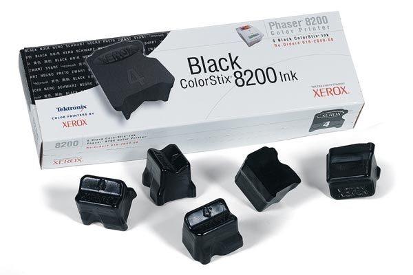 Xerox ColorStix für Phaser 8200,  Schwarz