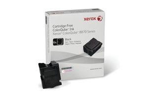 Xerox ColorStix schwarz 6er Pack für CQ8870