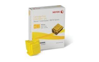 Xerox ColorStix yellow 6er Pack für CQ8870