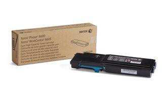 Xerox Original - HC Toner cyan -  106R02229