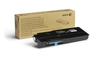 Xerox Original - HC Toner cyan -  106R03518