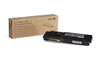 Xerox Original - HC Toner gelb -  106R02231
