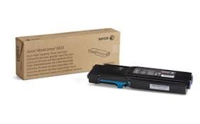 Xerox Original - Toner cyan -  106R02744