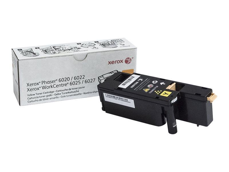 Xerox Original - Toner gelb -  106R02758