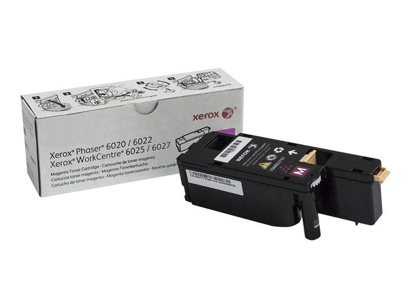 Xerox Original - Toner magenta -  106R02757