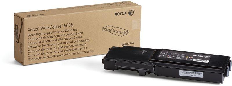 Xerox Original - Toner schwarz -  106R02747