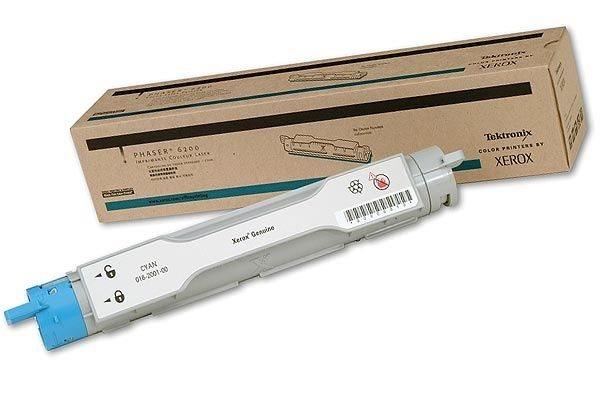 Xerox Toner für Phaser 6200, cyan