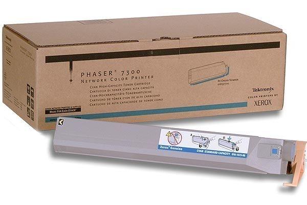 Xerox Toner für Phaser 7300, cyan