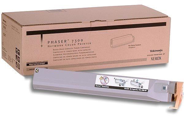Xerox Toner für Phaser 7300, schwarz