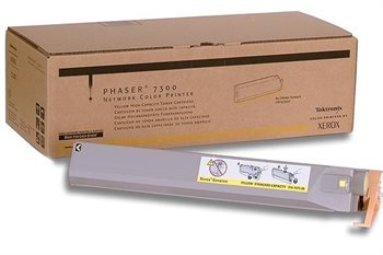 Xerox Toner für Phaser 7300, gelb