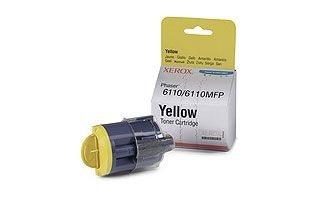 Xerox Toner gelb für Phaser 6110/MFP