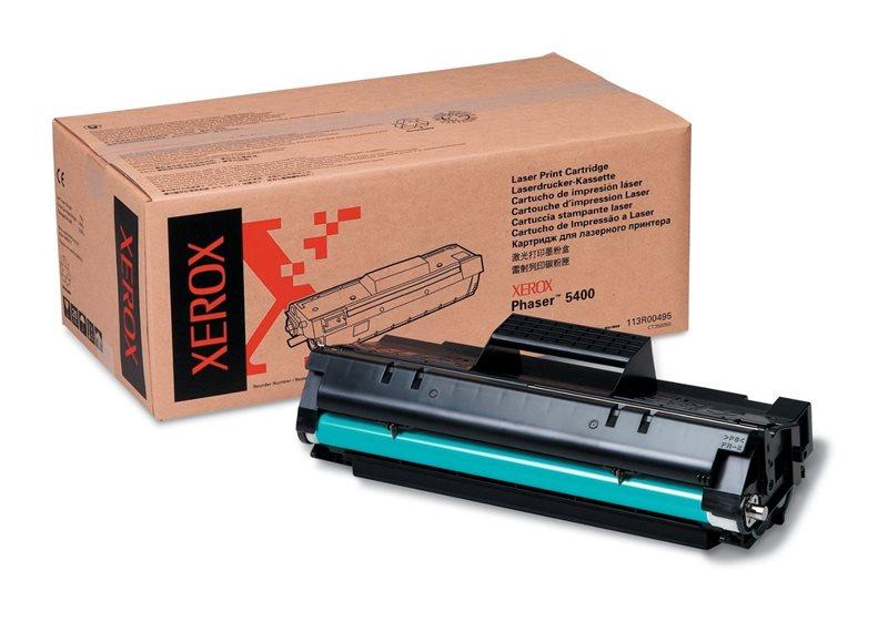 Xerox Toner schwarz für Phaser 5400