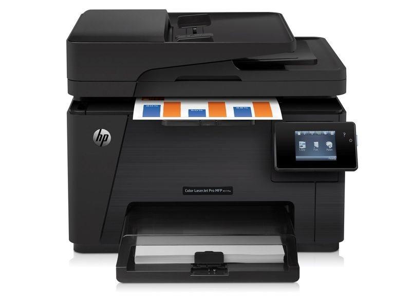 hp color laserjet pro mfp m177fw kaufen printer. Black Bedroom Furniture Sets. Home Design Ideas