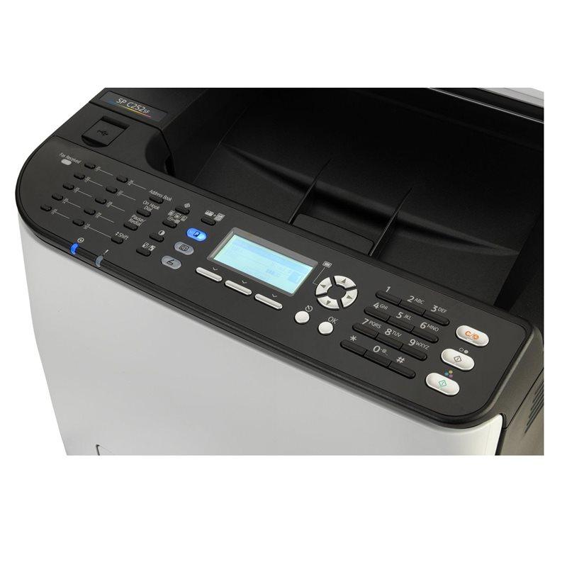 ricoh aficio sp c252sf kaufen printer. Black Bedroom Furniture Sets. Home Design Ideas