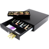 ACROPAQ AC410USB - USB Kassenlade Metall Schwarz