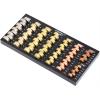 ACROPAQ ACCT1 - Euro Münzzählbrett 8 Münzreihen