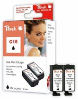 2 Peach Tinten schwarz - PI100-26