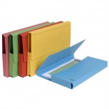 25er Packung Dokumentmappen intensiv Farben Forever 24,5x32,5cm