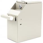 ACROPAQ AC408W - POS Tresor aus Stahl Weiß