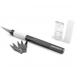 ACROPAQ AK001 - Metall Skalpell Cutter - Bastelmesser