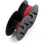 ACROPAQ Ruban encreur Rouge/noir Groupe 51 - 10pcs