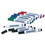 Board-Marker X-tra! Line, nachfüllbar, 2-6, farblich sortiert, 10 Stück