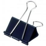 Briefklemmer Stahl Foldback