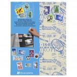 """""""Briefmarkenkit """"""""Meine erste Kollektion: Air Mail"""""""", 22,5x30cm"""""""