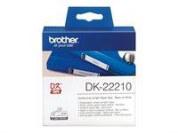 Brother Original - Etikettenrolle 2,9cm x 30,5m