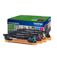 Brother Original Toner Value Pack - 4er-Pack - TN-243CMYK