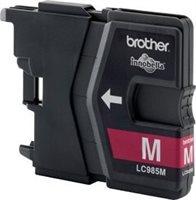 Brother Tinte magenta für DCP-J125, LC-985M