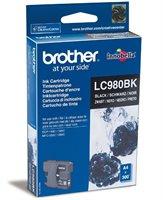 Brother Tinte schwarz für DCP-145C, LC-980BK