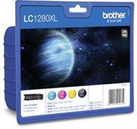 Brother Tinte Valuepack XL (BK+CMY)